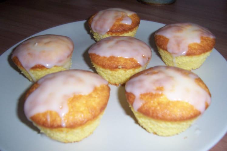 Muffins fondants au citron