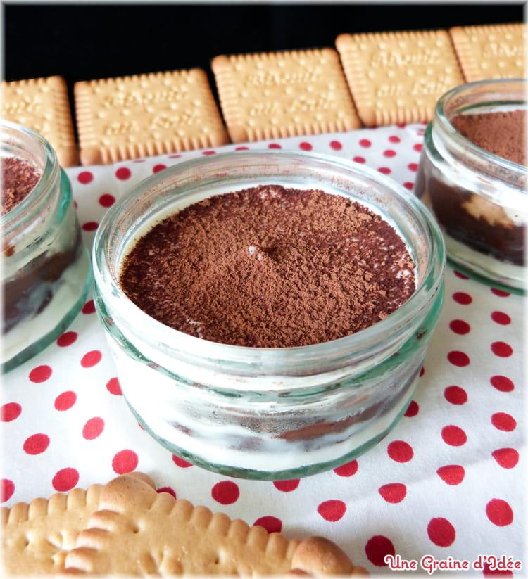recette de tiramisu nutella petit beurre la recette facile. Black Bedroom Furniture Sets. Home Design Ideas