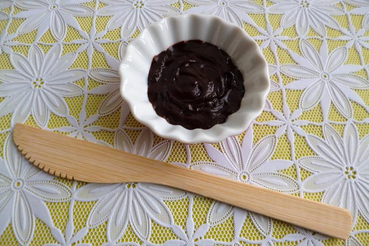 Tartinade 100% crue au cacao et au sirop d'agave