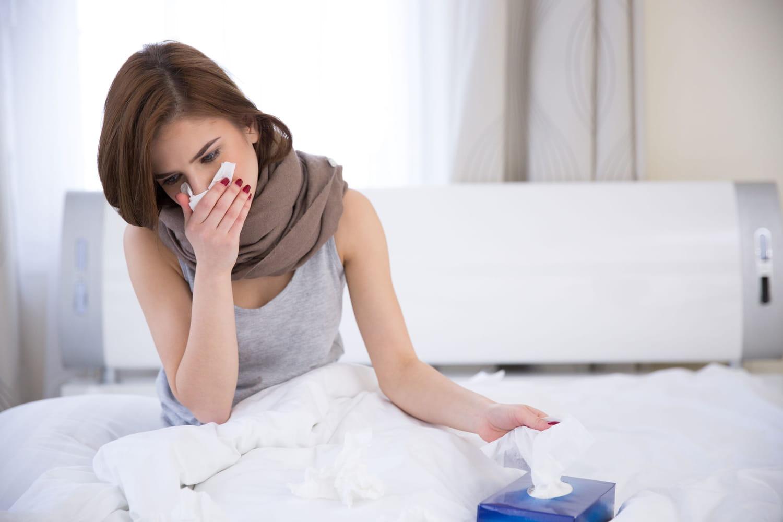 """7gestes """"barrière"""" pour éviter les virus de l'hiver"""
