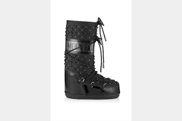 Bottes Moon Boot de Jimmy Choo