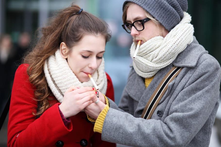 Quelles sont les régions où l'on fume le plus?