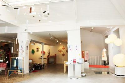 exposition cocotte power lors des designer's days 2011, à l'espace 13 sévigné à