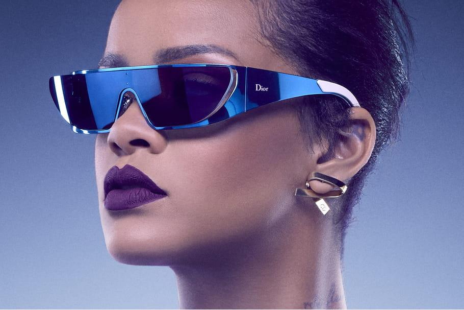 Rihanna en 10 collaborations mode