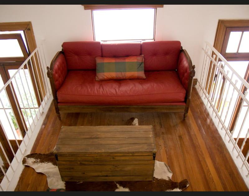 Une mezzanine cosy