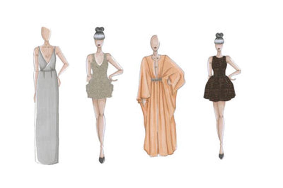 Les 25ans de Magnum à Cannes avec des robes Liza Korn