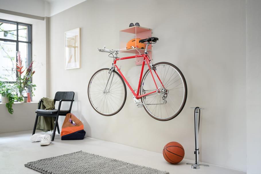 De vraies solutions pour ranger son vélo à la maison