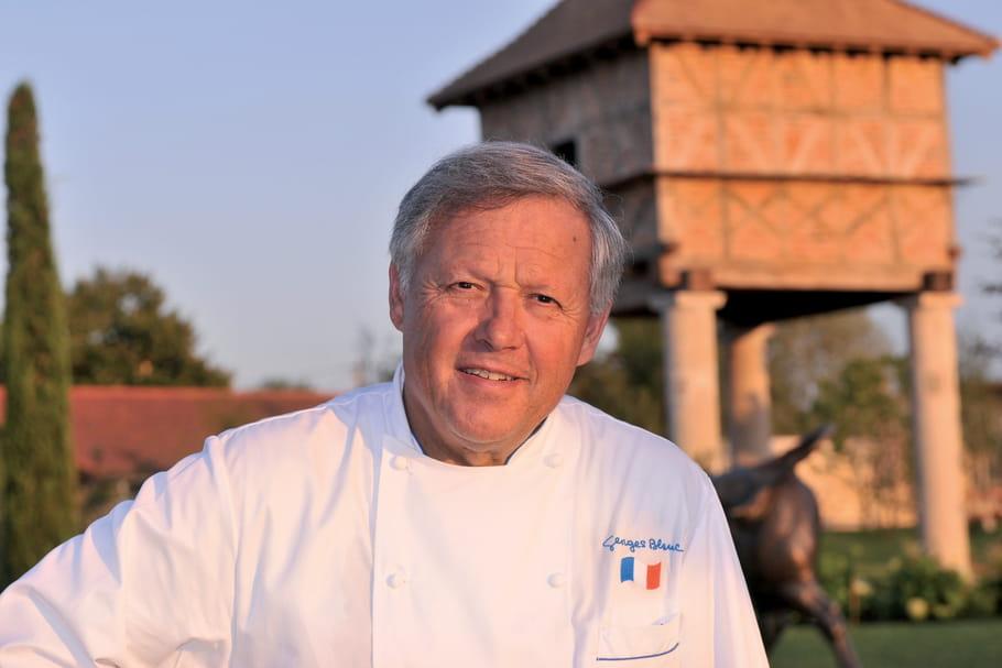 Georges Blanc, pilote de son succès
