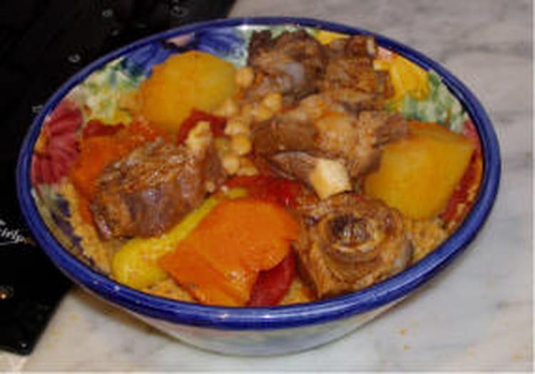 Couscous de grand m re - Vieilles recettes de cuisine de grand mere ...