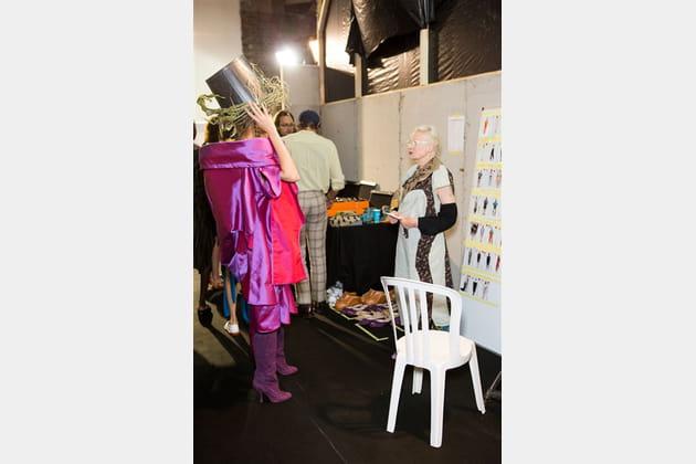 Vivienne Westwood (Backstage) - photo 7
