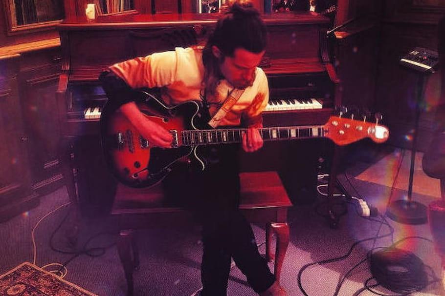 Julien Doré tease son prochain album