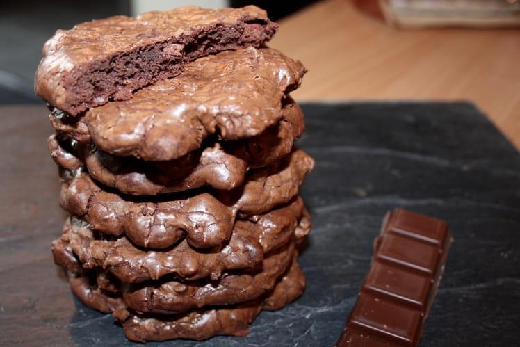 Cookies au Brownie