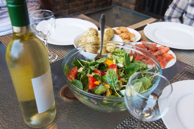 Comment conserver les cr pes bien chaudes - Comment conserver la salade ...