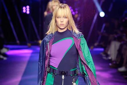 Versace - Printemps-été 2017