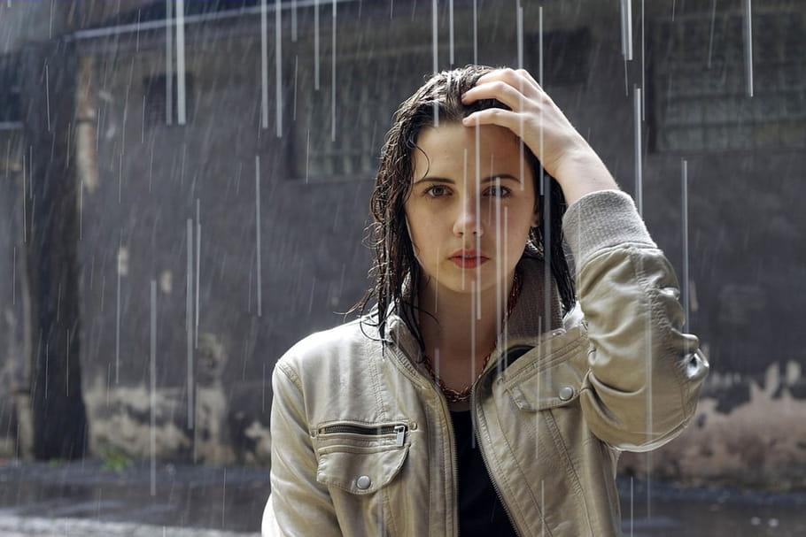 Quel maquillage adopter les jours de pluie?