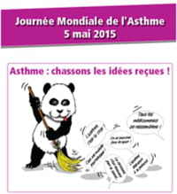 Le 5 Mai 2015 : Journée Mondiale de l'Asthme
