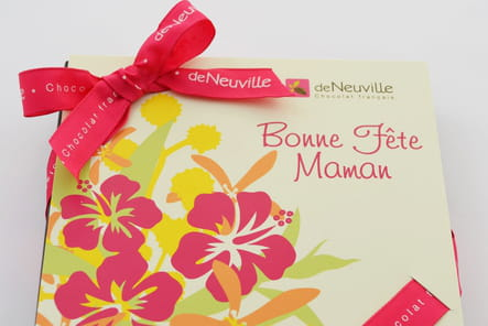 Coffret initiation Chocolat de De Neuville