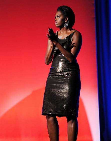 Michelle Obama le 16septembre 2010