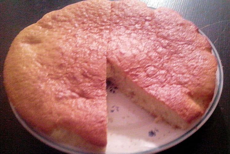 Gâteau au yaourt de mon enfance