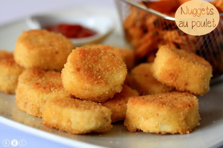 Nuggets au poulet  la meilleure recette