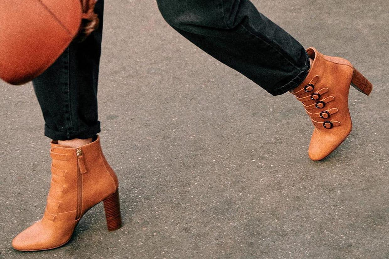 bottine femme mode 2020
