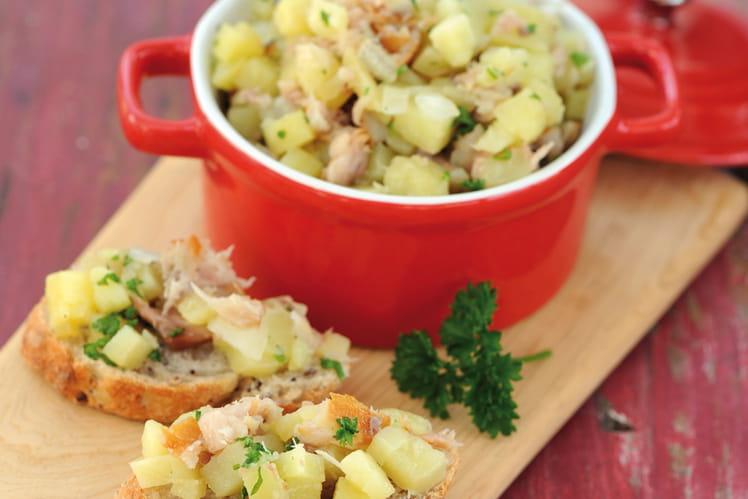 Rillettes de pommes de terre Dolwen