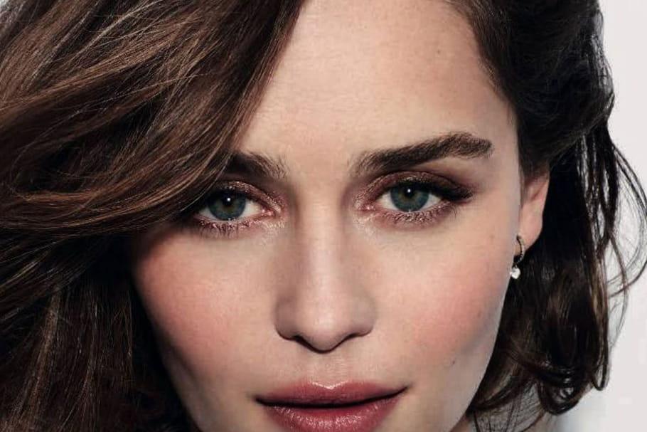 Emilia Clarke, nouveau visage de la Fragrance The One de Dolce&Gabbana