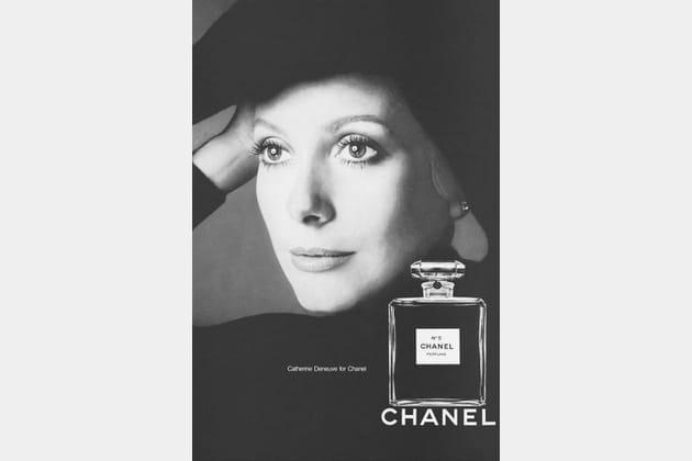 La campagne Chanel N°5de 1972