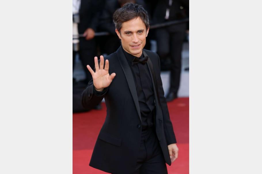 """Gael Garcia Bernal : """"high five"""""""