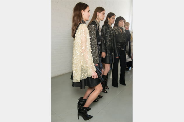 Rodarte (Backstage) - photo 40