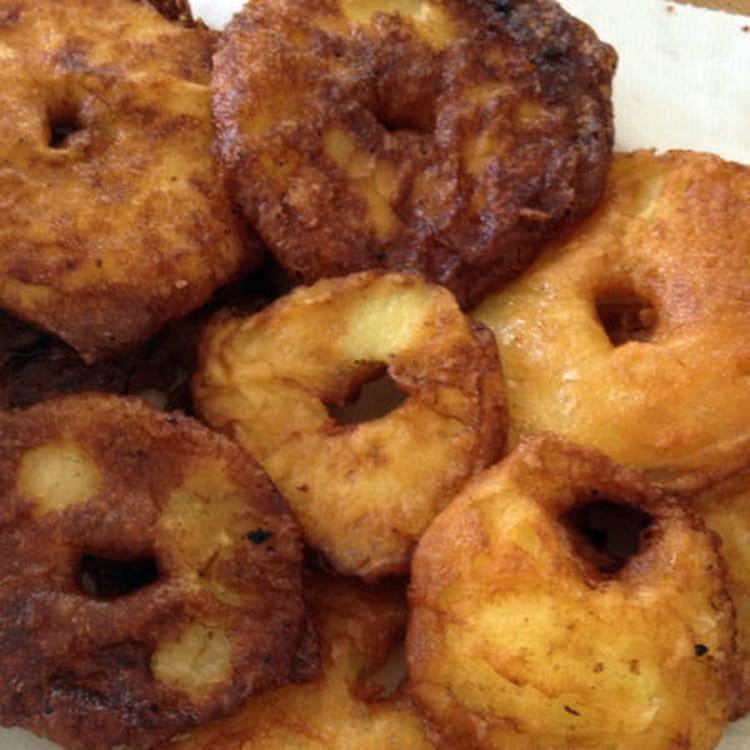 Recette de beignets aux pommes du carnaval la recette facile - La ferme aux beignets ...