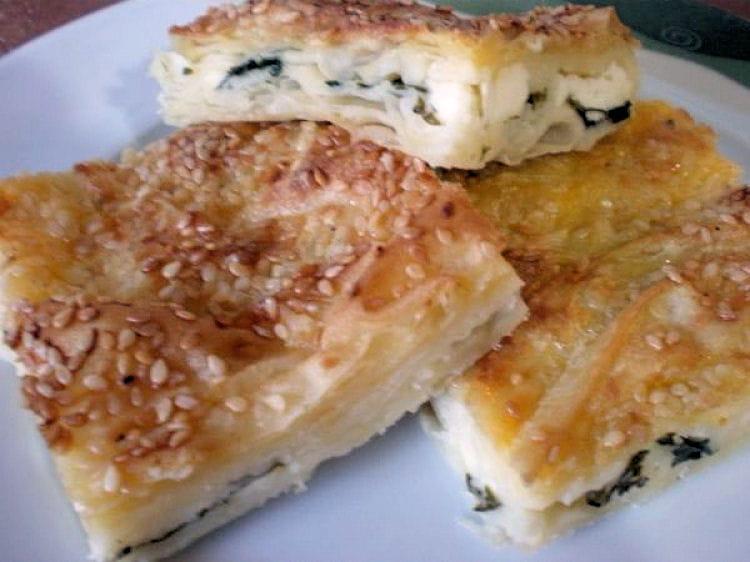recette de p 226 te feuillet 233 e au fromage blanc et 224 l eau gazeuze la recette facile
