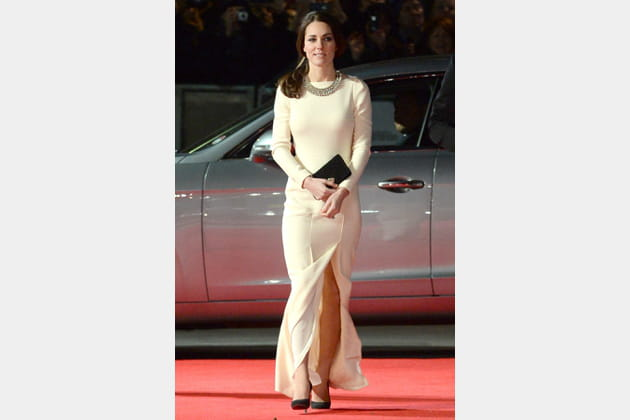 Kate Middleton le 5dcembre 2013