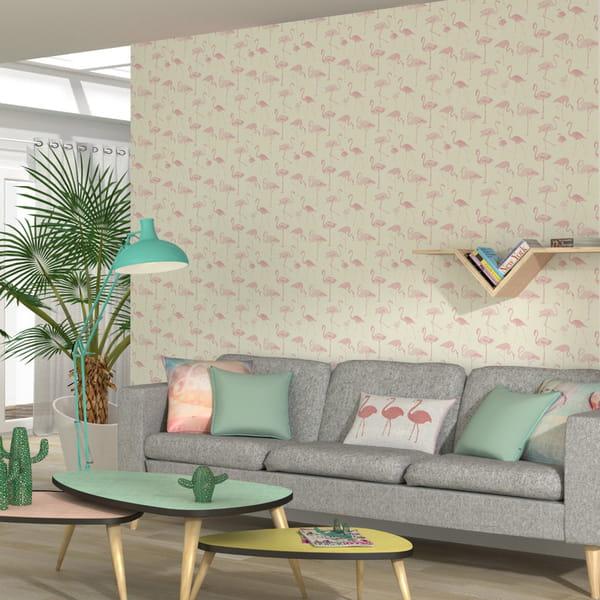 papier-peint-flamingo-4-murs-rose