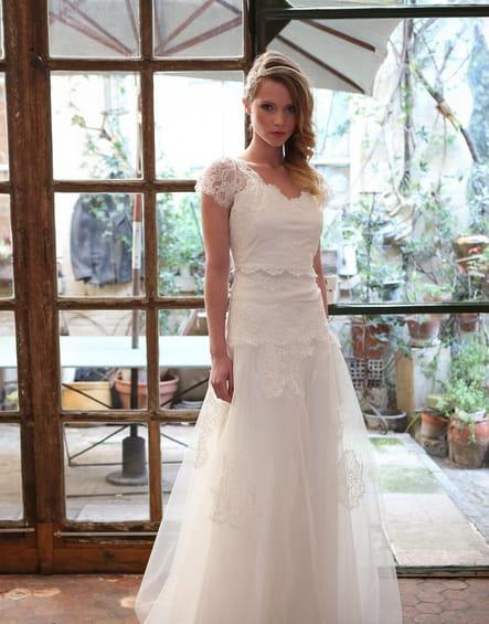 Robe de mariée Perrine