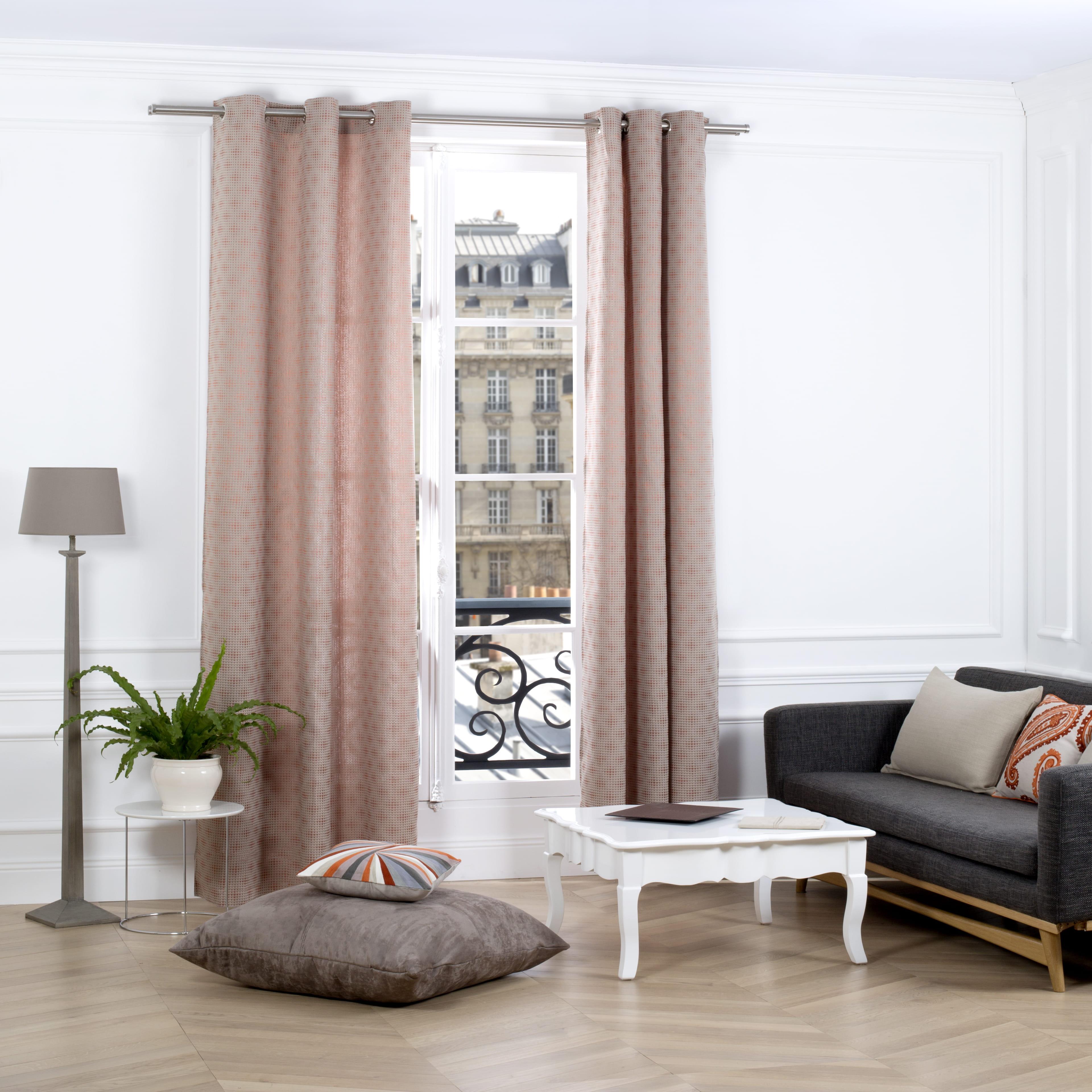 rideaux santana illets chez madura. Black Bedroom Furniture Sets. Home Design Ideas