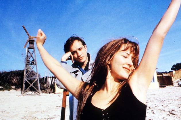 """En 1993dans """"Fanfan"""", avec Vincent Perez"""