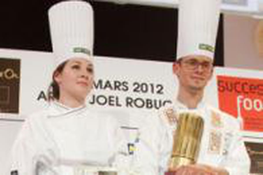 La France a un nouveau Bocuse d'Or