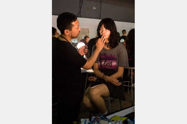 Alexander Wang (Backstage) - photo 7