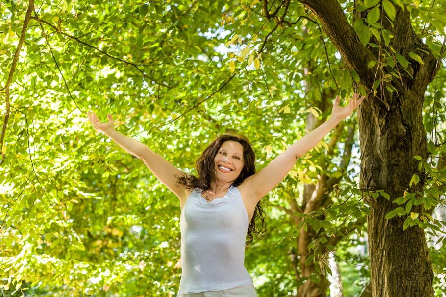La phytothérapie pour diminuer les symptômes de la ménopause