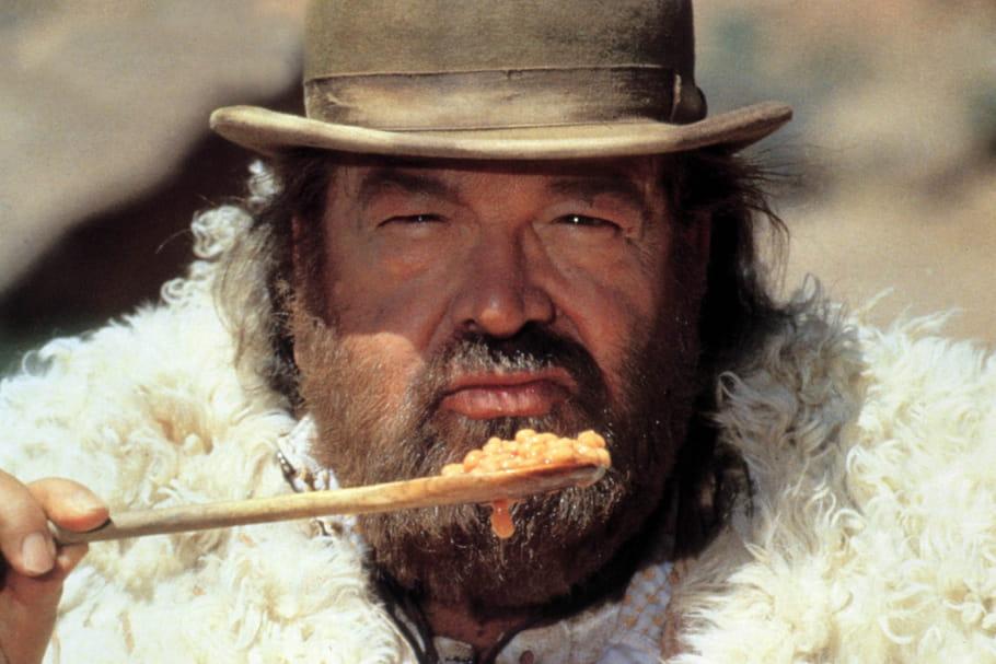 Bud Spencer, bagarreur de western spaghetti, est décédé