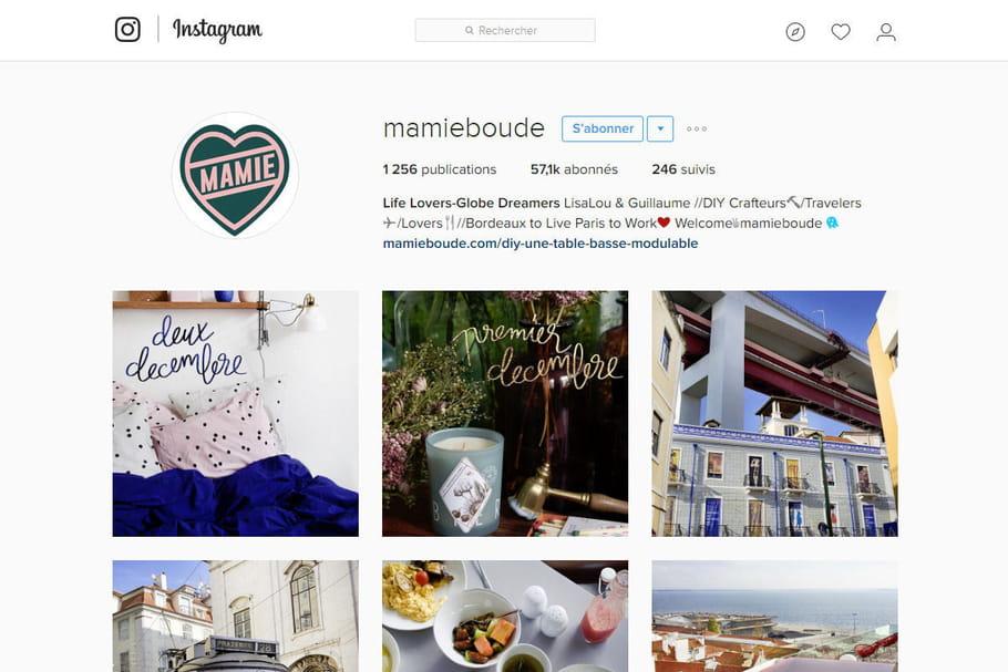 Les 3idées déco repérées sur l'Instagram de Mamie Boude