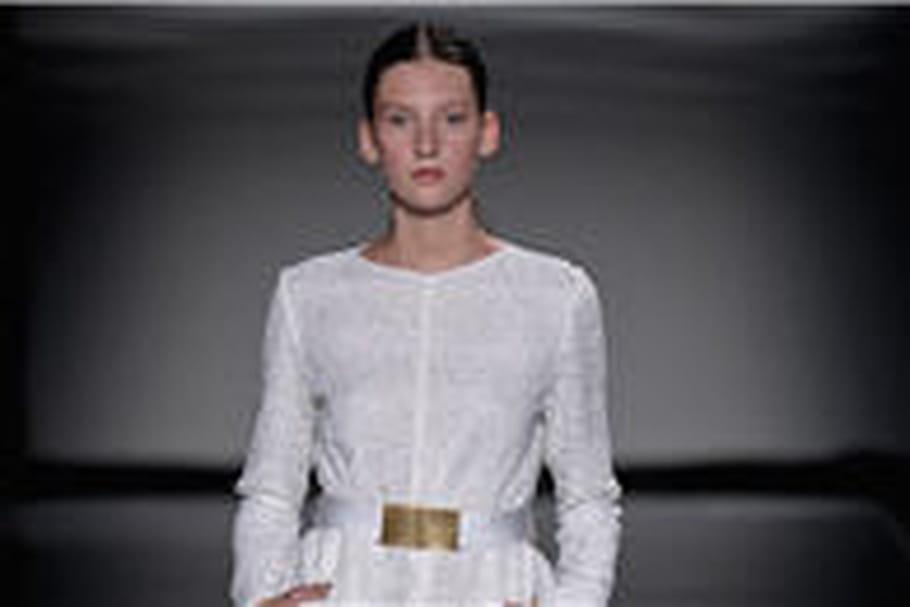 Défilé maison Rabih Kayrouz haute couture automne-hiver 2011-2012