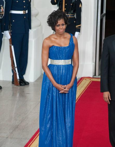 Michelle Obama le 19mai 2010