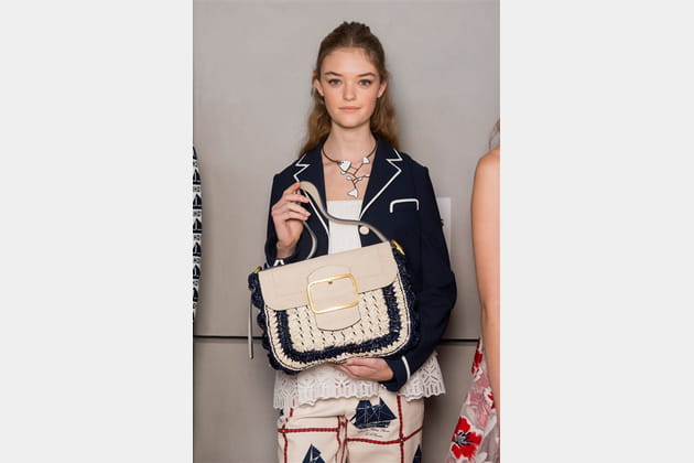 Tory Burch (Backstage) - photo 32