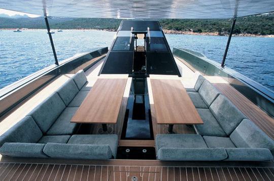 Une vue de luxe