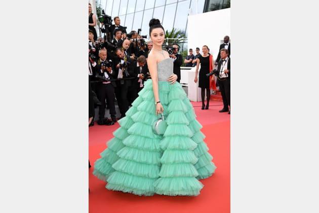 Fan Bingbing en Ali Karoui Couture
