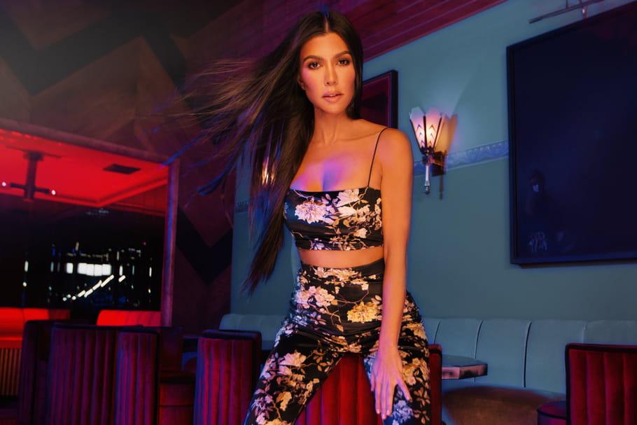 Prettylittlething X Kourtney Kardashian, la collab' qui coule de source