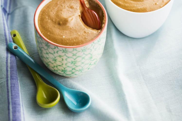 Mousse au chocolat Poulain Carambar