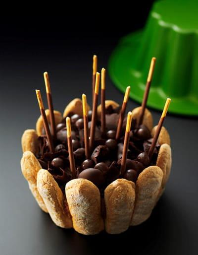 charlotte chocolat façon grand-mère de christophe michalak